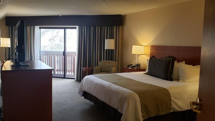 Handicap Accessible Rooms